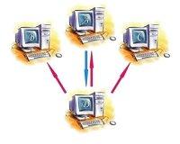 Как правильно организовать раздачу файла на несколько трекеров одновременно