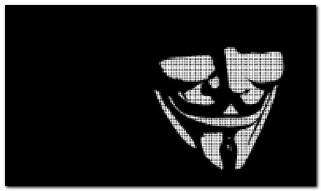 аноним следит за тобой!